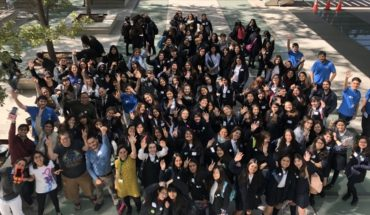 Program that promotes the programming in girls lands in Valparaíso and Temuco