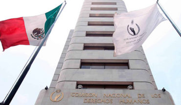 """""""Pursuit of dialogue with the CNTE, does not inhibit enforcement of the law,"""" responds CNDH AMLO"""
