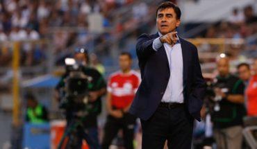 """Quinteros se mostró conforme tras llegada de Riascos a la """"UC"""""""