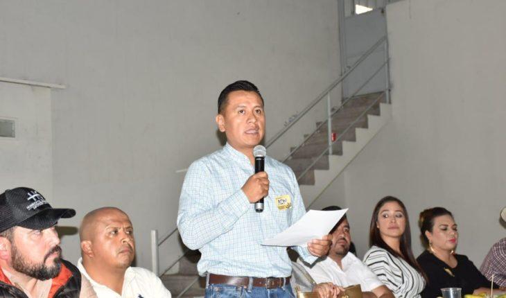 Renuncia ADN Michoacán a las filas del PRD