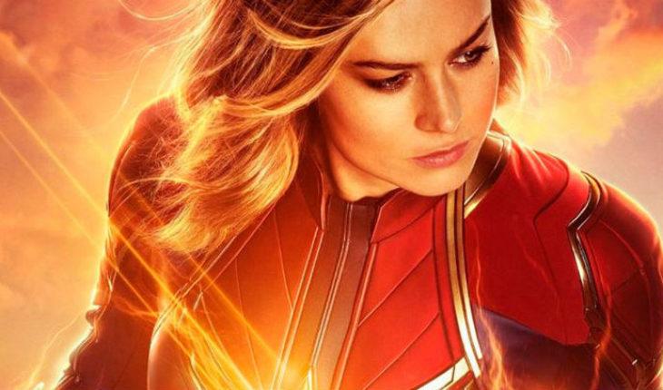 """Reveal new trailer for the """"Captain Marvel"""""""