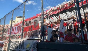 River will take visitors to Banfield and Boca accused a persecution of Aprevide
