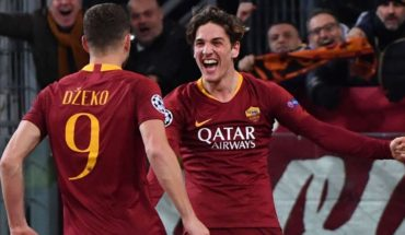 Roma beat Porto 2-1 with the Prodigy Zaniolo doublet