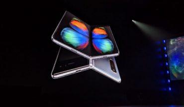 Samsung presentó Galaxy Fold, su teléfono con pantalla plegable