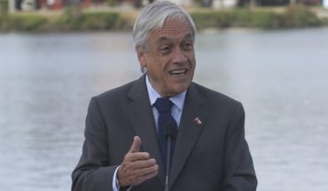 """Sebastián Piñera defended the pension reform: """"Will improve the pension from the first day"""""""