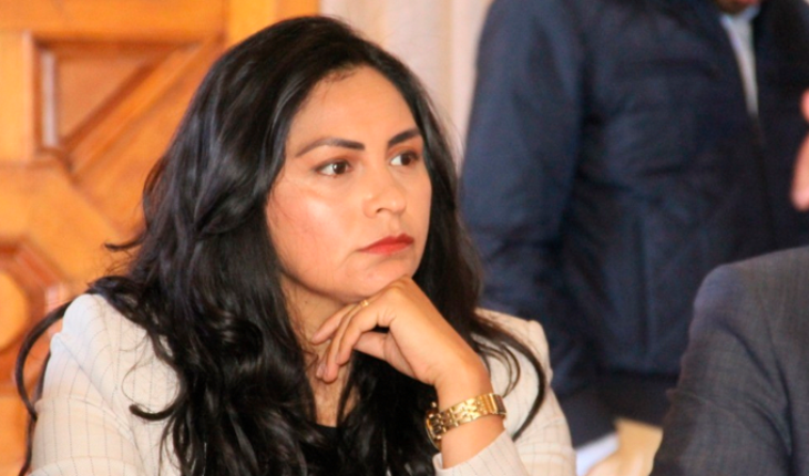 Selección de perfiles para Fiscal General, será por capacidades y conocimiento: Araceli Saucedo