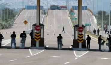 Soldados venezolanos desertan y cruzan la frontera a Colombia