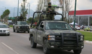Soldiers shoot and kill a man in Tamaulipas by mistake