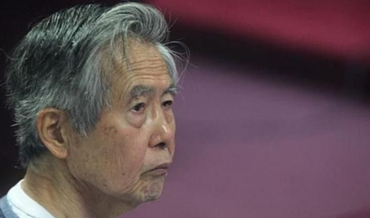 Supreme ratified nullity of pardon to Alberto Fujimori and remain in jail