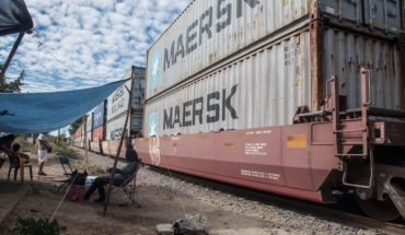 The CNTE returns to take the railway in Michoacán