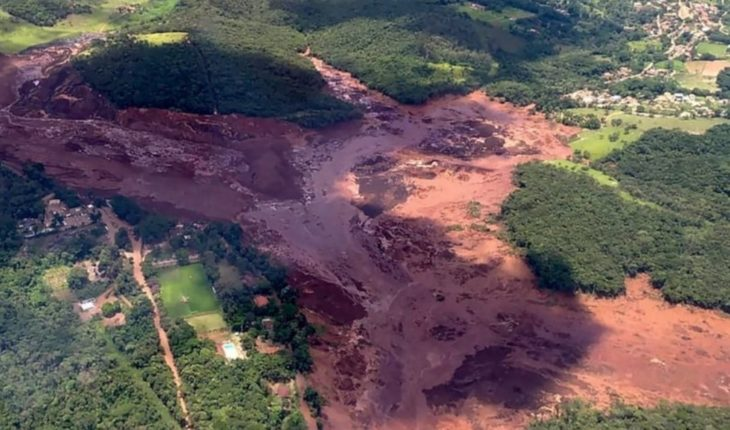 The balance of deaths rises to 121 by rupture of mining dam in Brazil