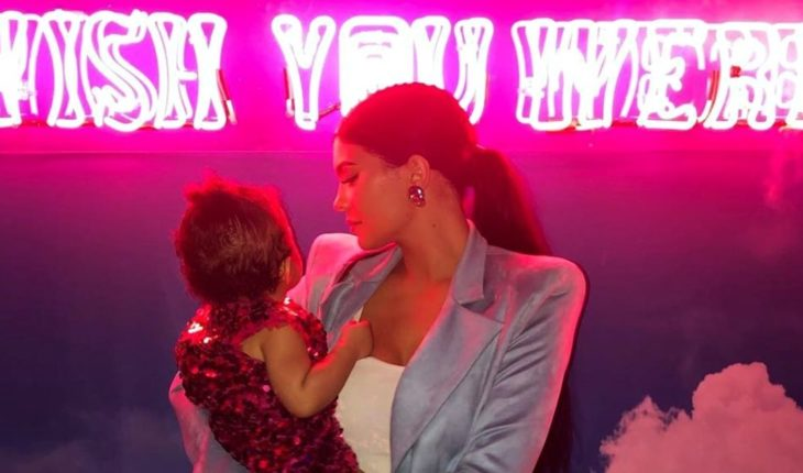 The extravagant birthday of Stormi Webster, the daughter of Kylie Jenner