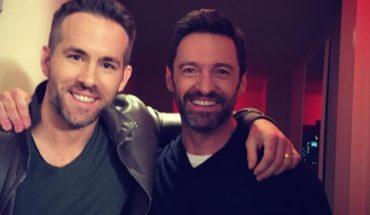 The funny video where Ryan Reynolds and Hugh Jackman do you make peace?