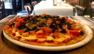 The insatiable: pizza and pasta more than good price