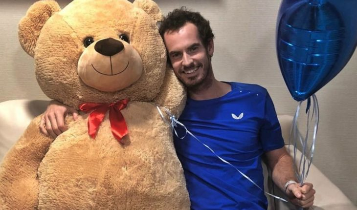 The neglect of Andy Murray to show an x-ray