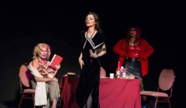 'The poets' work: Theatre and poetry queer in Antofagasta