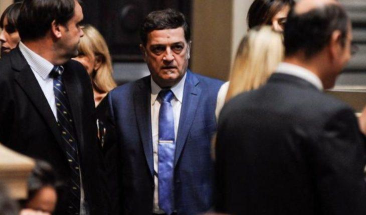 The widow of Munoz accused the judge Luis Rodríguez by million-dollar bribes