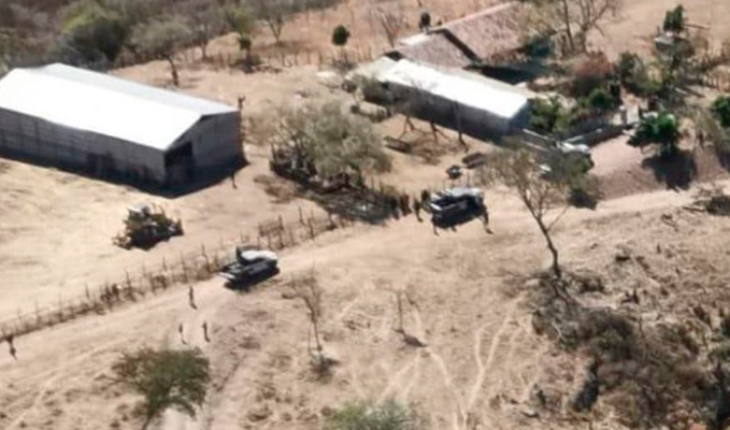 They are operating to find 5 Tuzantla police who are missing