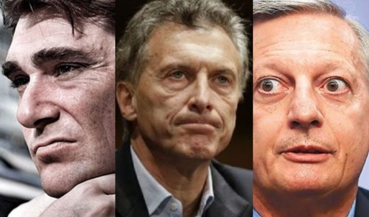 They charged Macri, Aranguren and Iguacel to privatize power plants