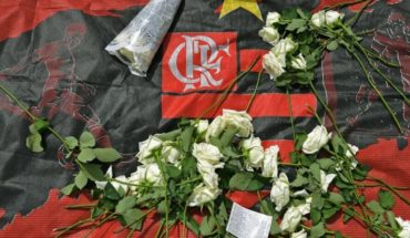 They were already identified 10 children who died in the fire in the Flamengo