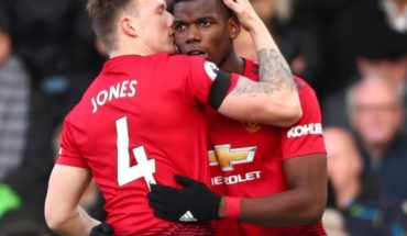 Thinking of the PSG: Manchester United is on a roll and golea to Fulham