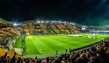 UEFA ordered a minute's silence in Champions League by Emiliano Sala