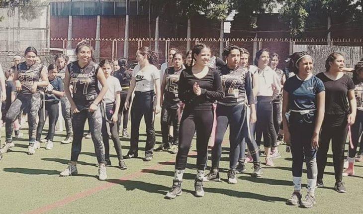 UNAM quiere sacar de sus campos a equipo femenil de flag-futbol