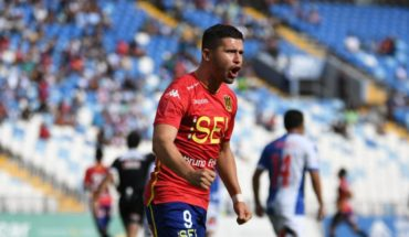 Unión Española derrotó en un intenso partido a Antofagasta