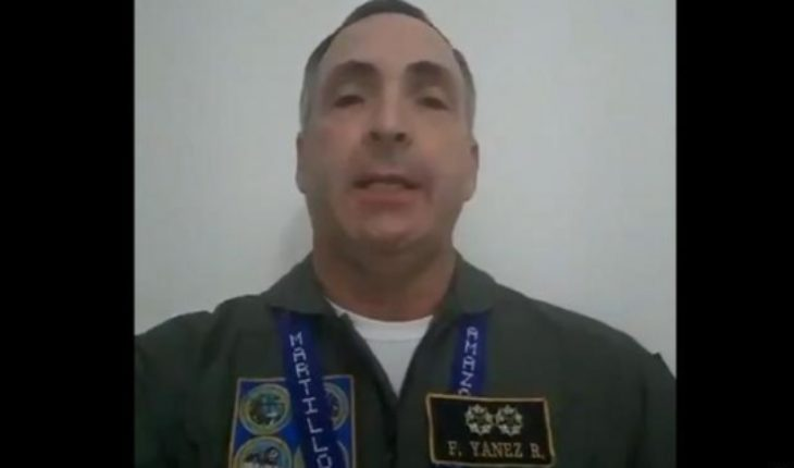 Venezuelan high-ranking General refuses to mature and recognizes guided
