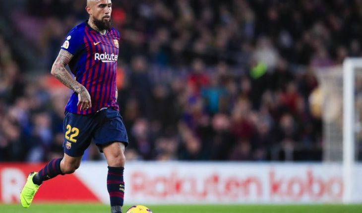 """Vidal: """"Espero seguir ayudando y enamorando a la gente del Barcelona"""""""