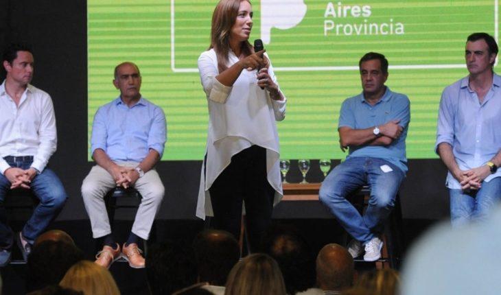 Vidal reunió a 4 mil docentes en Ensenada y se plantó ante las paritarias