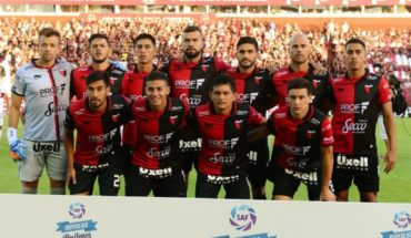 Were negative for dengue tests eight players of Columbus