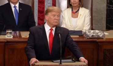 What did Donald Trump of Venezuela in the State of the Union speech?