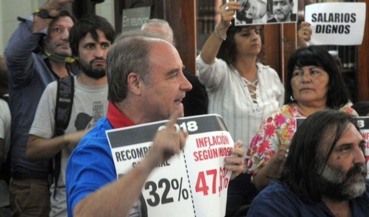 What said the trade unionist who scolded a Minister of Vidal in the joint