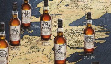 Whisky is coming: Diageo y HBO crean botellas especiales de Game of Thrones