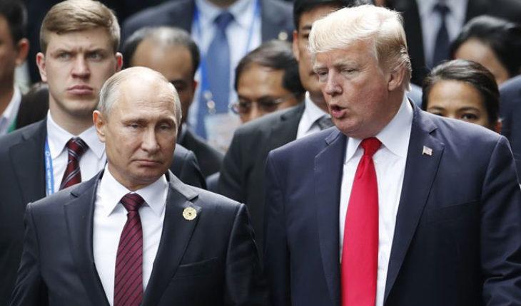 """""""si despliega misiles en Europa, las armas rusas apuntarán contra Estados Unidos"""""""