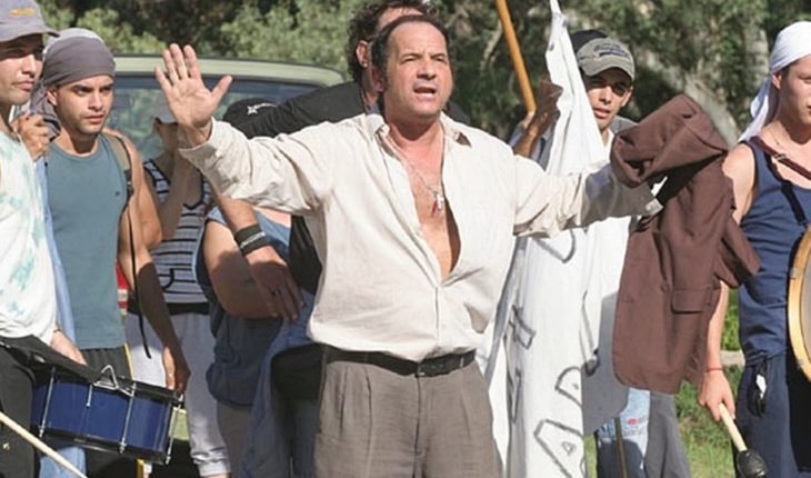 """""""'tigre' Verón"""": Julio Chávez will be a union leader of the Guild of the flesh"""