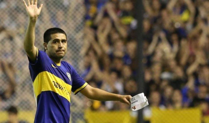 ¿Cuál sería el puesto que tomará Riquelme en su gran regreso a Boca Juniors?