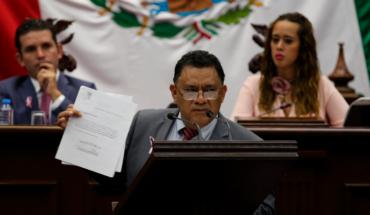 A fortalecer Ley de Participación Ciudadana, urge Fermín Bernabé
