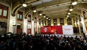 AMLO agradece a la prensa por asistir a sus conferencias matutinas