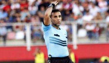 ANFP designó a Piero Maza para el clásico entre Colo Colo y la 'UC'