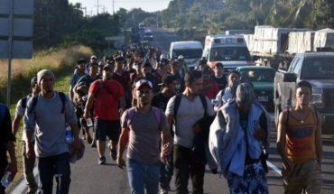 Al menos 70 salvadoreños parten hacia EU pese a amenazas de Trump