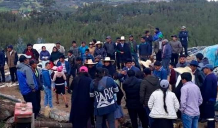 Al menos ocho mineros murieron tras derrumbe en un socavón en Perú
