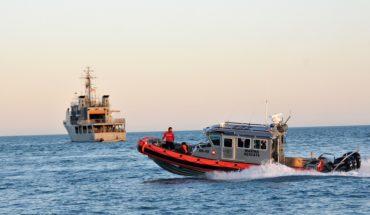 Autoridades lanzan programa en el Alto Golfo y la vaquita marina