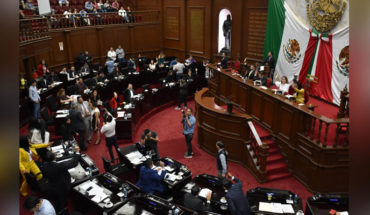 Avala Congreso local reforma de extinción de dominio