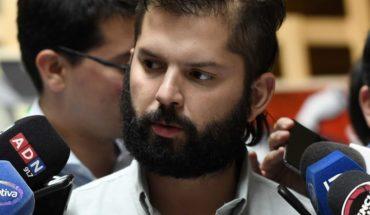 Boric se lanza contra Isapre Colmena por caso de madre a quien le rechazaron licencia psiquiátrica tras muerte de su hija