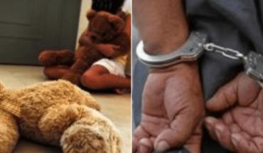 Cae padrastro que abusó de niña de diez años en Morelos