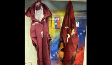 Capitán de la selección venezolana se indignó con marca por improvisar camiseta
