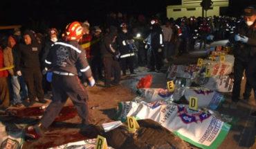 Capturan al presunto responsable del accidente de tránsito que dejó varios fallecidos, en Guatemala