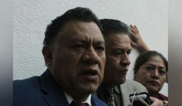 Coalición de izquierda dependerá de lo que digan las dirigencias nacionales: Fermín Bernabé